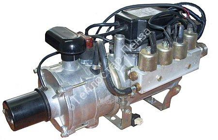 Газовый подогреватель Теплостар 15-TSG-24